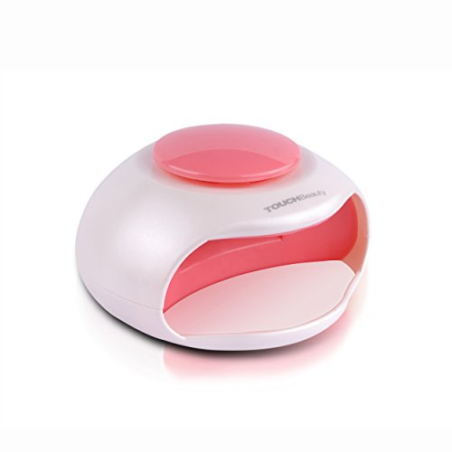 Beauty Touch AS-0889 - Secador de Uñas UV, color Rosa