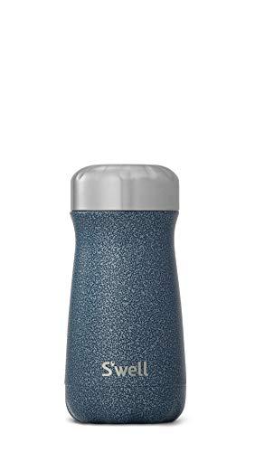 S'well 10312-B17-00140 Stainless Steel Travel Mug, 12oz, Night Sky