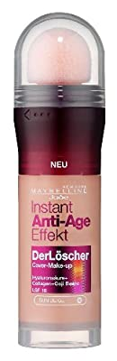 Maybelline Jade Instant Anti-Age Effect Eraser Foundation