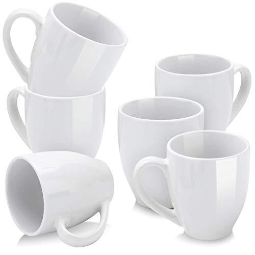 Catálogo de Tazas blancas - 5 favoritos. 1