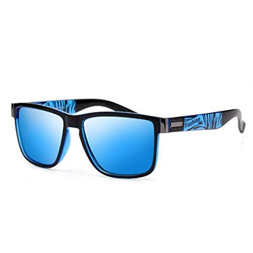 Gafas de sol polarizadas para hombre, diseño retro, estilo clásico, para conducir