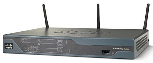 Cisco 881W Integrated Services Router (4-poorts switch, 802.11b/g/n (Draft 2.0))