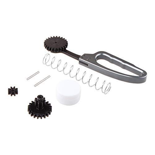 WORKER Upgrade Gear Wheel Pull Rod Kits Metal for Nerf Zombie Strike Sling Fire Toy