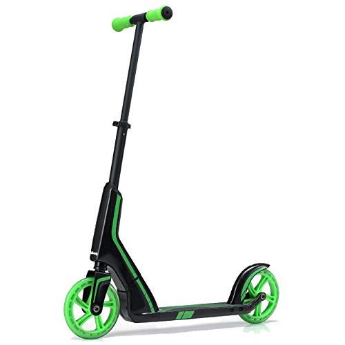 JD Bug Pro Scooter de cercanías–negro/verde