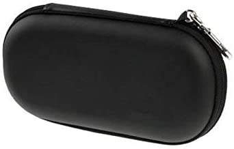 OSTENT Protector Hard Travel Carry Shell Case Cover Bag Pouch Compatible for Sony PS Vita PSV Color Black