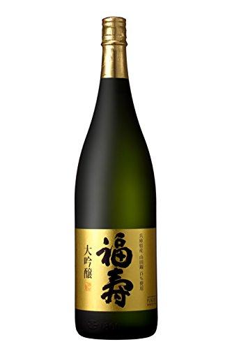 『神戸酒心館 福寿 大吟醸 木箱入 [ 日本酒 兵庫県 1800ml ]』の4枚目の画像