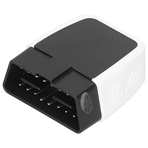 Escáner Bluetooth OBD2 para automóvil, Escáner Bluetooth 4.0 OBD2 para automóvil Leer códigos de diagnóstico de problemas con el chip maestro PICI8F25K80