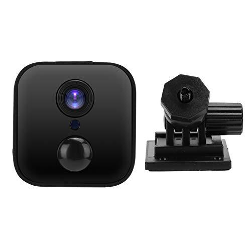Tomanbery Videocámaras universales DVR de la cámara de Seguridad del hogar de WiFi del Monitor del bebé de la visión Nocturna Ligera