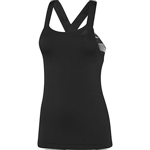 Tanque de mujer Top/trägershirt Studio Power Edge Tank, mujer, color - negro, tamaño L
