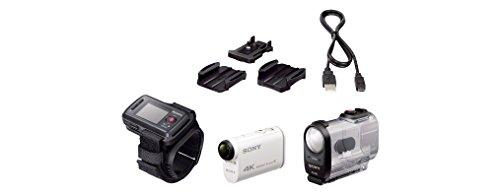 Sony FDR-X1000 4K Actioncam Live-View Remote Kit -170 Ultra-Weitwinkel – weiß - 2