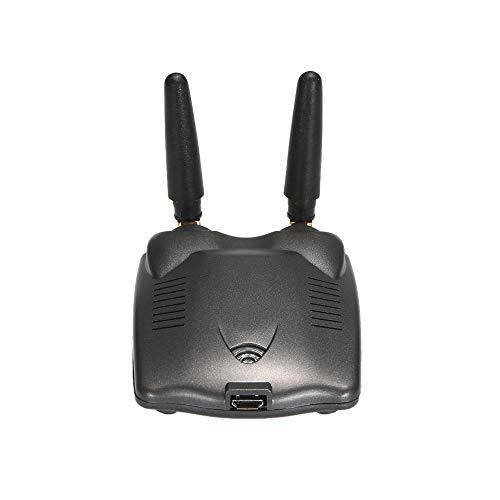 SONOFF RF Bridge 315 MHz & 433 MHz automatiseringsmodule wireless WLAN-omzetting 315/433 MHz RF afstandsbediening naar app op wifi compatibel met Amazon Alexa en voor Google Home Soporte Copia 433MHz