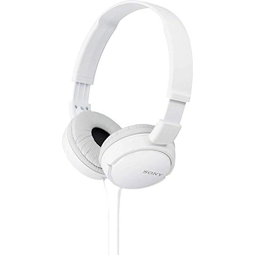 Sony MDR-ZX110 - Cuffie on-ear, Bianco