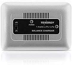 Tenergy TN267 1-4 Cells Li-Po/Li-Fe Balance Charger for Airsoft & RC Car Battery..