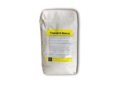 Concrete Rescue Overlay | Microtopping Resurfacer & Decorative Concrete Topping, Self-Leveling from Walttools