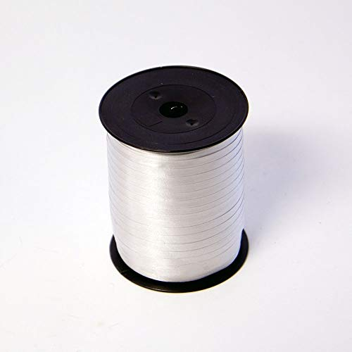 Tri-products - Curling Ribbon 500M - Matt Silver