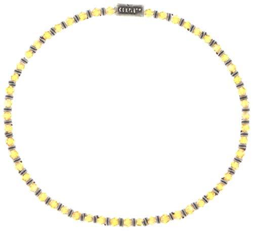 Konplott Armband Petit Glamour d´Afrique brass beige