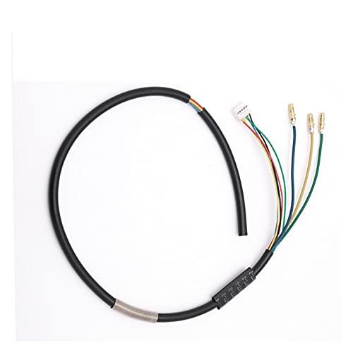 HANLILI kasu Cable de Motor Adecuado for Ninebot MAX g30 k Ickscooter G30d g30lp Accesorios de Cable de Motor de Scooter eléctrico (Color : MAX G30 Cable)