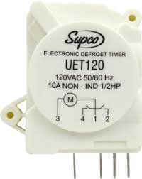 Edgewater Parts UET120 Universal Electronic Defrost Timer for refrigerators