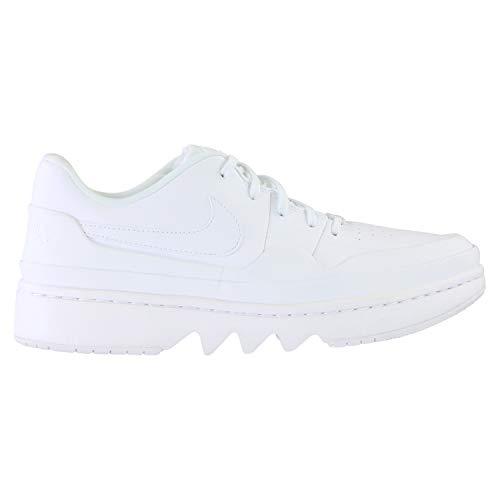 Nike Jordan 1 Jester XX Low Laced - Zapatillas para mujer, color blanco, color Blanco, talla 41 EU