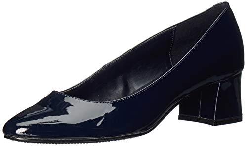 Bandolino Footwear Women's ALETH Pump, Navy, 9