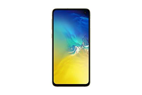 Samsung Galaxy S10e Smartphone (128 GB Interner Speicher) gelb