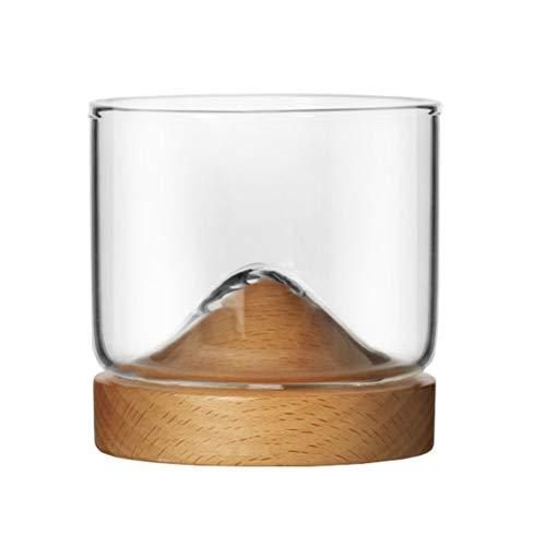 CZ-XING Whiskey Bier Mok Japanse Bar Huisraad Wijn Glas Wit Wijn Glas Luxe Transparante Bril Niet-Leaded Kristallen Bril Beech One