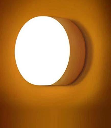 Luz de la noche Inteligente Cuerpo Humano de Inducción Luz de Noche Led Corredor Carga Hogar Pasillo Dormitorio Inalámbrico Lámpara de Mesita de Noche