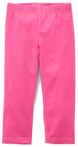 Carter's Girl Pink Neon Leggings; (5)