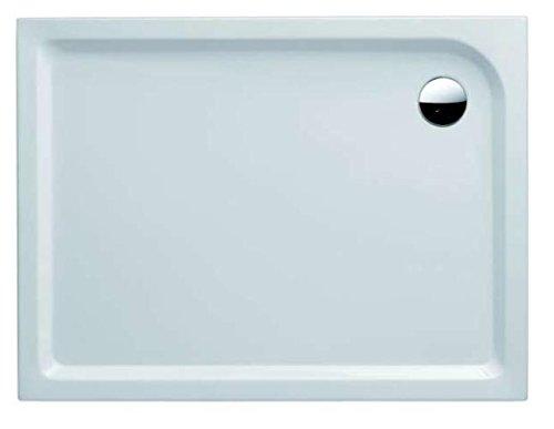 Keramag Duschwanne iCon 120x90cm weiß(alpin)