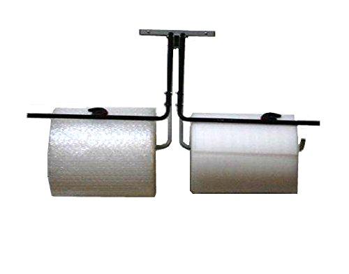 버블 디스펜서-더블 암 유닛 벽 마운트 SITH 슬라이드 커터-맞는 36 롤(1 디스펜서)-EP-6050D-36