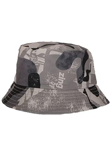 LIBAIJIAA Sombrero de Pescador ,Sombrero Unisex Pescador Sombrero ,Sombrero de Lavabo de Doble Cara con Graffiti Impreso Sombrero para el Sol de excursión al Aire Libre,Sombrero de Pescador Plegable