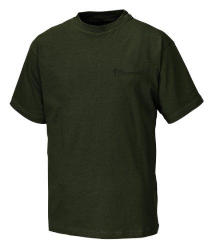 Pinewood t-Shirt-Lot de 2–Couleur: Vert-Taille XXXL