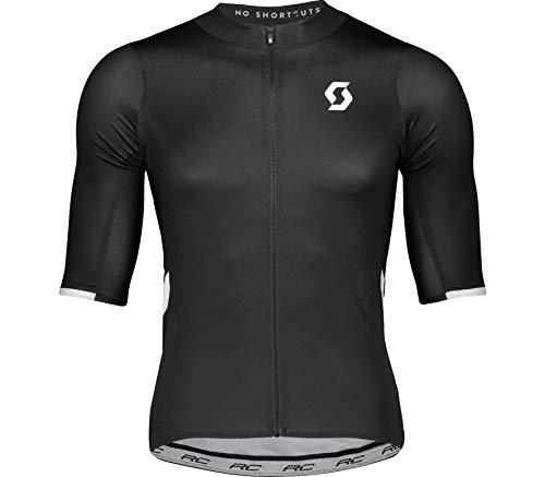 Scott RC Premium Fahrrad Trikot kurz schwarz 2020: Größe: L (50/52)