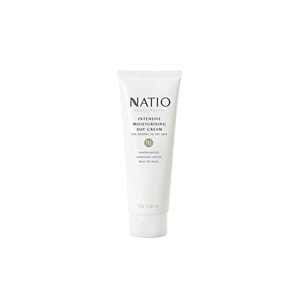 絶壁彼らの同種のNatio Intensive Moisturising Day Cream (100G) (Pack of 6) - 集中的な保湿デイクリーム(100グラム) x6 [並行輸入品]