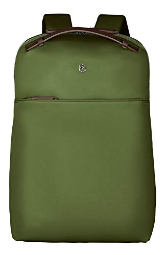 Victorinox Victoria 2.0 Laptop Rucksack - Business Tasche 16 Zoll Laptopfach Tabletfach Damen - Olive