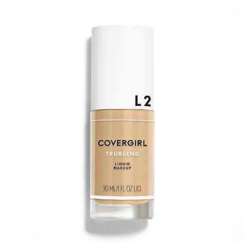 COVERGIRL - TruBlend Liquid Makeup Classic Ivory L2-1 fl. oz. (30 ml)