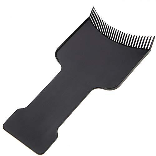 perfecthome Markeer Paddle Balayage Board met kam haarkleurset voor haarverf haarkleur voor haarbleekmiddel - lang bord en kort bord efficiënt