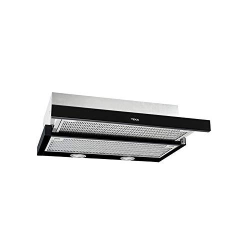 Teka extraible - Campana ecopower cnl6415-b negro clase de eficiencia energetica a