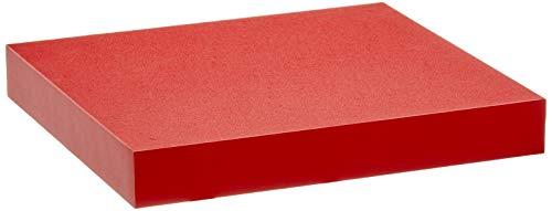 Repisa de Madera Blanca 23 x 30 cm RF/_65371 Llavero Porta Objetos estanter/ía decoraci/ón Pared Shabby Design decoraci/ón casa takestop/®