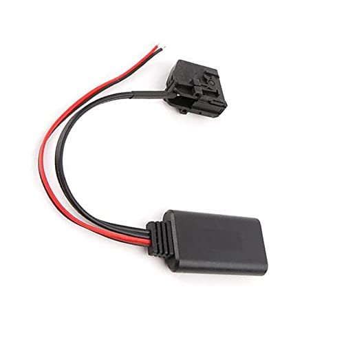 Development Receptor de Audio del módulo Bluetooth del Coche Auxiliar Adaptador de Cable Ajuste para Mercedes Benz W203 W209 W211 Estéreo CD Comand 2.0 APS (Color Name : Bluetooth Adapter)