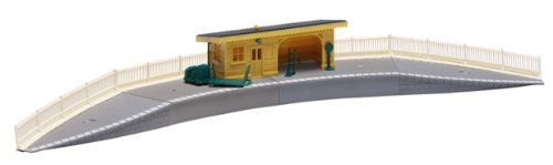 Hornby - R8229 - Extension Gare Train Trakmat Building Pack 3