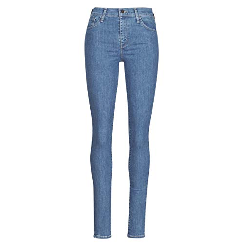 Levi's 720 Hirise Super Skinny Jeans Eclipse mextra
