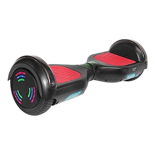Hoverboard Scooter Skate Elétrico Fs-3400s C/ Bluetooh, Led E Bolsa