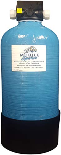 6500 Grain Mobile Spotless Car Wash-Spot Free Rinse Water Demineralizer/Deionizer, Rinse Down Your RV Car, Boat, Windows or Solar Panels.