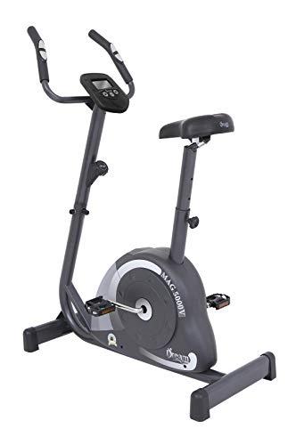 Bicicleta Ergométrica Vertical Dream Fitness MAG 5000V, Chumbo, Único