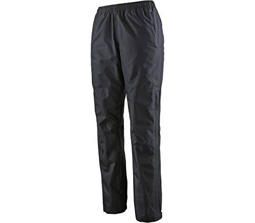 Patagonia Damen W's Torrentshell Pants 3l- Reg Hose, schwarz, L