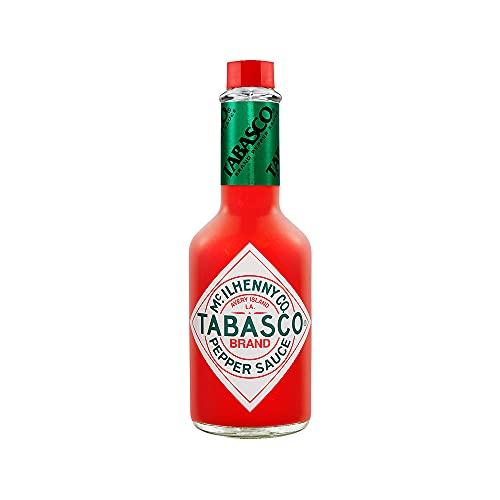 Tabasco Hot Sauce, Original Red Pepper, 12 oz