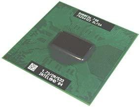 Intel - The 383474-001 is and intel SL7SA Pentium M processor 740. this cpu is Dothan- 400MHz front side bus- 2MB Level-2 cache- FC-PGA2- 478-pin- 90nm. Compatible with compaq presario v4000- V4100- v4200- v4200- hp pavilion dv4000- dv4100- dv4200-dv4300 - 383474-001