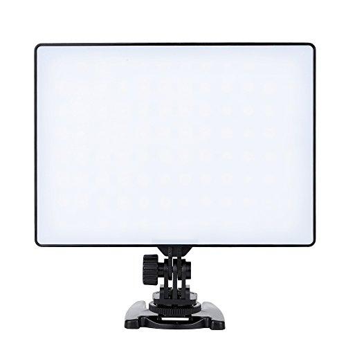 YONGNUO YN300 Air Pro Luce a LED per Fotografia Video Fotocamera Temperatura di Colore Regolabile 3200K-5500K per Canon Nikon Pentax Sony Olympus