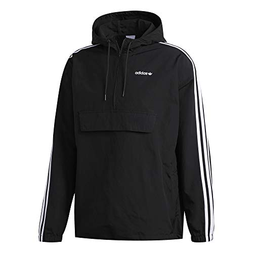 Adidas Classics Jumper Anorak - Chaqueta blanco/negro L